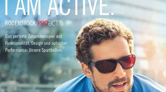 Sportbrillen von Rodenstock