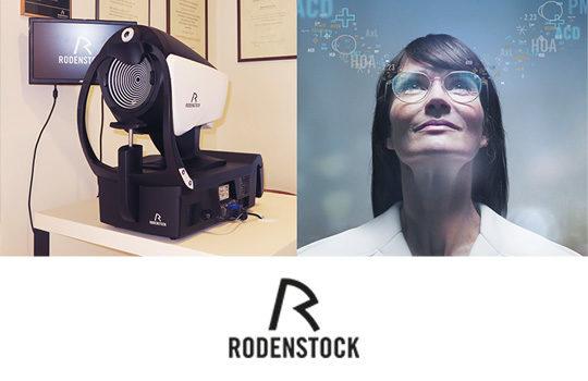 Biometrische Brillengläser Rodenstock